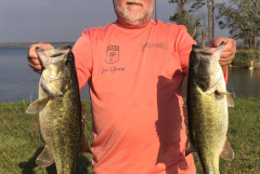 NW FL BASS NATION 2ND QUAL - BOATER 3RD